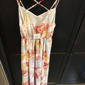 NWT Jack by BB Dakota spring maxi dress